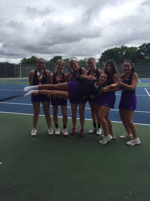 Girls Tennis Avon Athletics