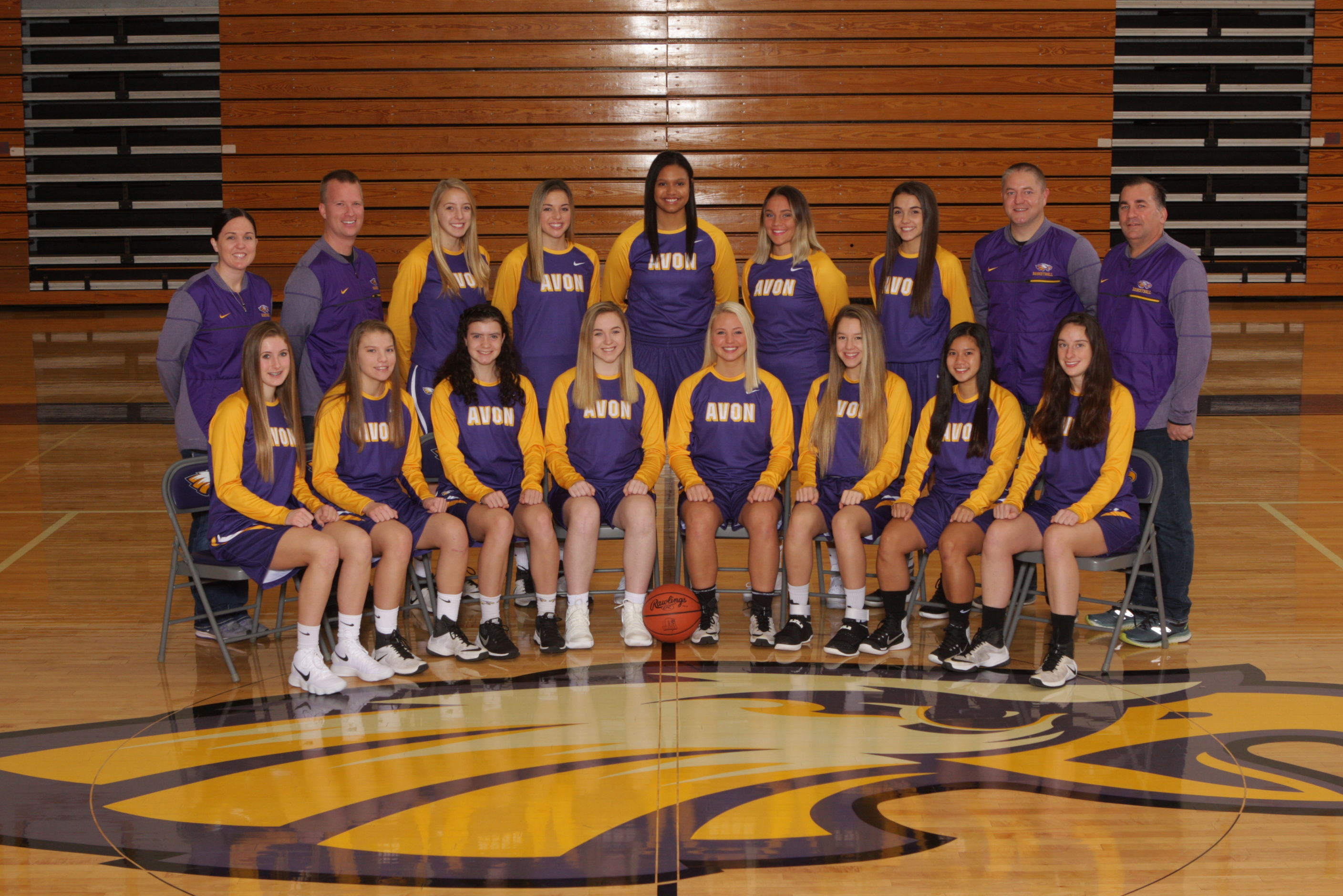 Girls Basketball Avon Athletics